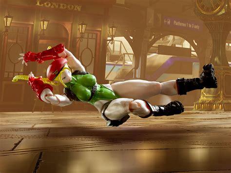 Sh Figuarts Street Fighter V Cammy