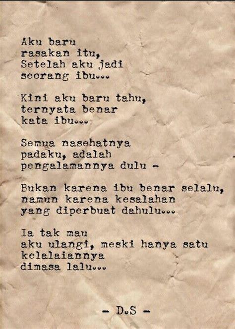 puisi puisi singkat puisi cinta ibu puisi tentang