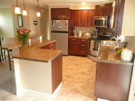 Split Level Kitchen Living Room Remodel by Split Foyer Kitchen Redo Would To Use This Idea