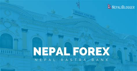 nepal rastra bank exchange rate foreign exchange rate