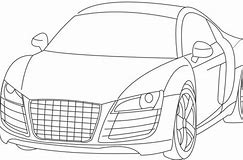 Hd Wallpapers Audi R8 Coloring Pages Wallpaper Patterns Irim Us