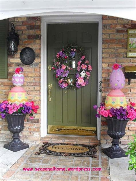 christian easter decorations 25 best ideas about outdoor easter decorations on
