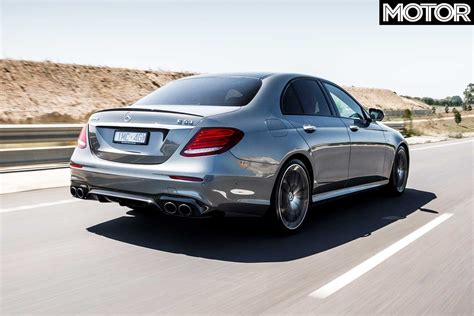 And it comes in more than one bodystyle, too. 2019 Mercedes-AMG E53 sedan review | MOTOR