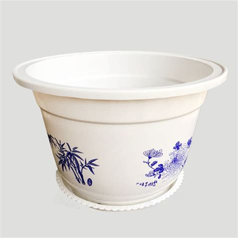popular large plastic flower pots buy cheap large plastic