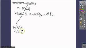 Chemie Molare Masse Berechnen : berechnung der molmasse youtube ~ Themetempest.com Abrechnung