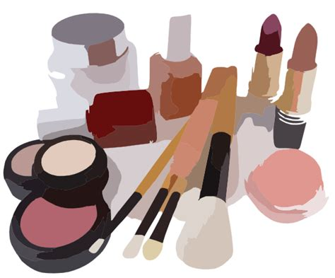 Makeup Clipart Cosmetics Clip At Clker Vector Clip