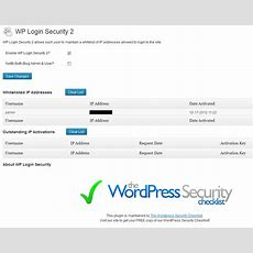 Four Plugins To Keep Your Wordpress Site Safe