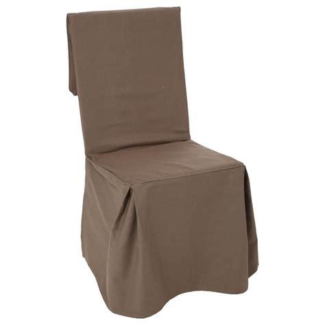 housse de chaise taupe housse de chaise taupe
