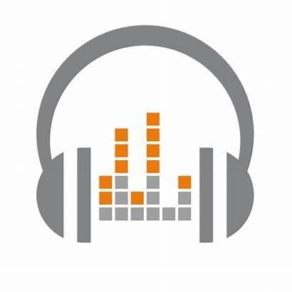 Audio Sound Finding Development Logos Headphones Desktop