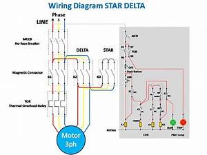Star Delta Wiring Diagram For Android