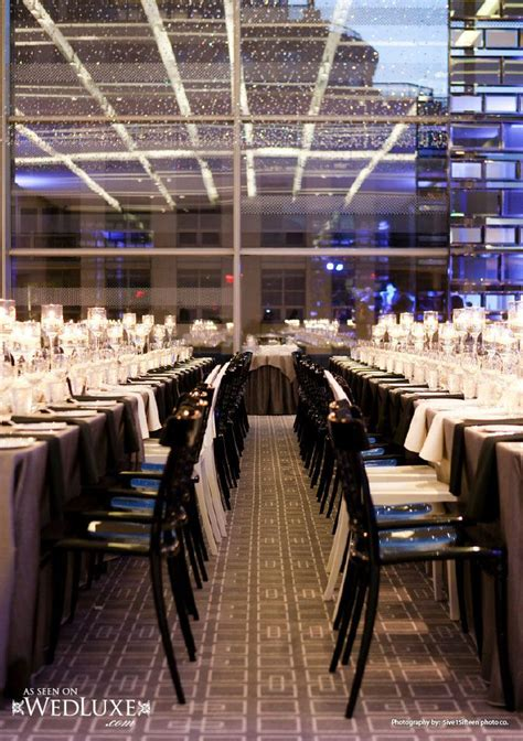 Decor Four Seasons Hotel Featured In Wedluxe Toronto