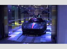 Watch How Supercars Go Up Elevator to $40 Million Condo