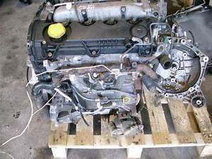 2006 Vauxhall Zafira Zafira B 1 9 Diesel Engine  Code Z19dt 120bhp