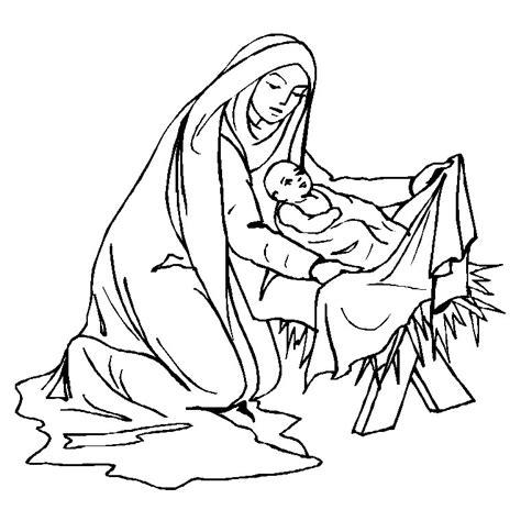 jesus dessin