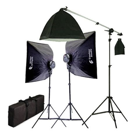 photography lighting equipment 2000wboomkit