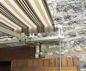 Toile Pour Store Banne : store banne sans coffre de protection et monobloc poser ~ Dailycaller-alerts.com Idées de Décoration