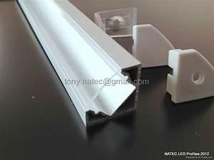 Led Profil 2m : aluminium led profile for led strips 45 2m sct003 natec china manufacturer lighting ~ Eleganceandgraceweddings.com Haus und Dekorationen
