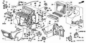 Honda Odyssey 2003 Parts Diagram