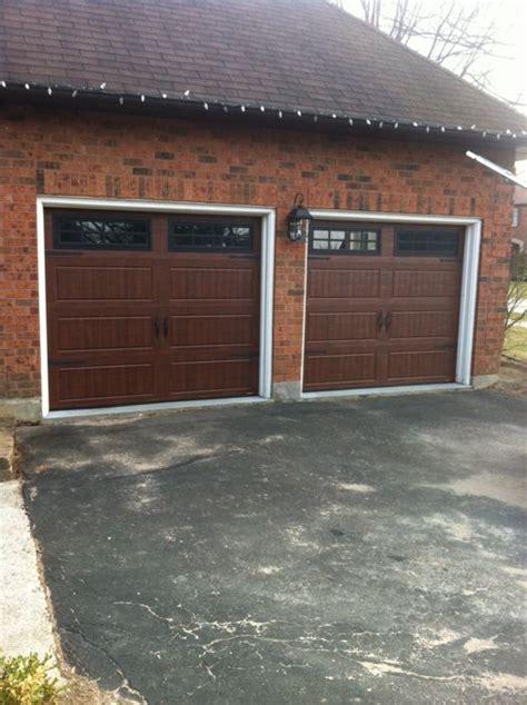 garage doors home depot our portfolio gallery the garage door depot burlington