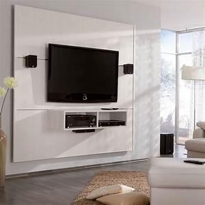 Tv Wand Weiß : tv wandmontage wand bestseller shop f r m bel und einrichtungen ~ Sanjose-hotels-ca.com Haus und Dekorationen