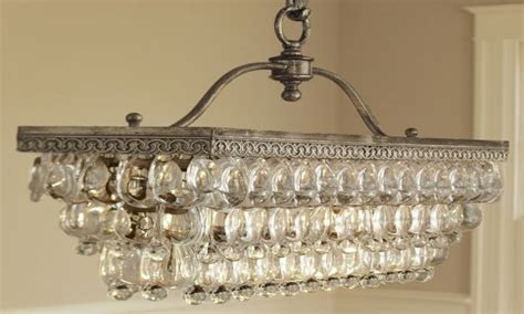 Rectangular chandelier dining room, rectangle glasses