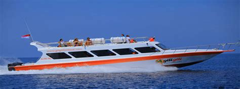 Fast Boat To Gili by Gili Fastboat
