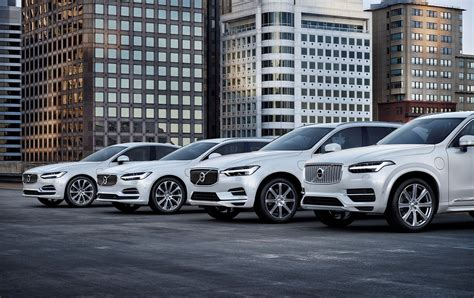 volvo electric hybrid   car magazine