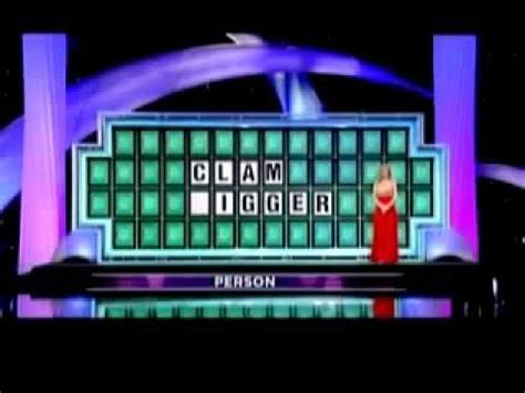 foto de Racist Moment on Wheel Of Fortune YouTube