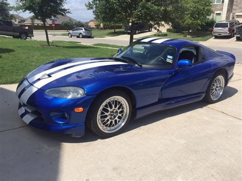 Dodge Viper Forum by Fs 1997 Dodge Viper Gts Roe Supercharged Corvetteforum
