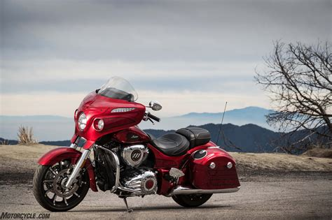 2017 Indian Chieftain Elite And Chieftain Limited Review