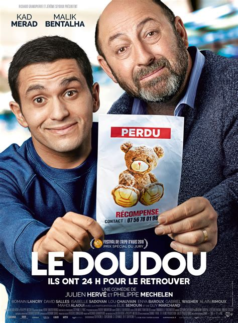 Le Doudou  Film 2017 Allociné