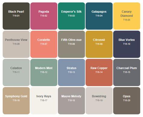 behr paint trends for 2016 favorite paint colors