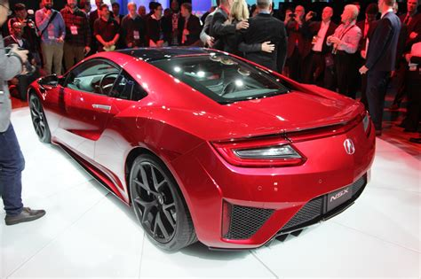2016 acura nsx gallery 612846 top speed