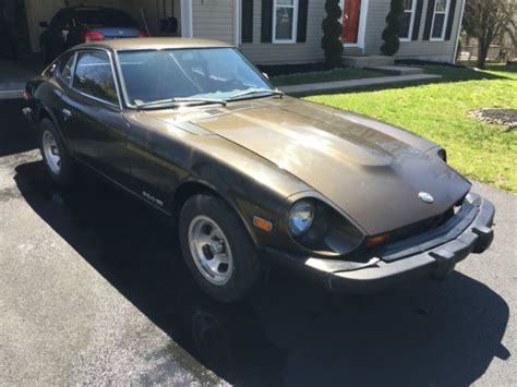 1974 Datsun 280z by 1974 Datsun 260z Nissan Z Series Condition