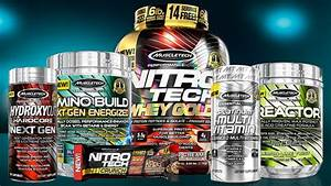 Supplement Company Of The Month  Muscletech  Part 2