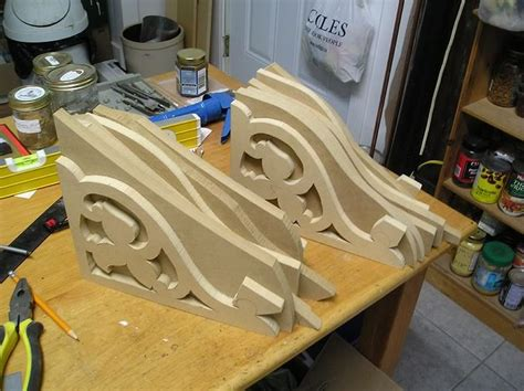 Corbel Patterns by 1000 Images About Corbels Diy On Miss Mustard