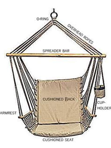 ez hang chairs assembly hammock cushion