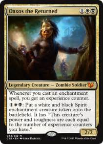 commander 2015 edition decklists magic the gathering