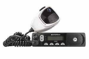 Motorola Pm400 Vhf Mobile Radio  64 Channels  Aam50kqf9aa3an