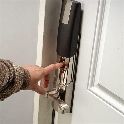 biometric door lock 11 innovative and smart door locks part 2