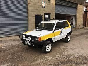 Avis Fiat Panda 4x4 : our sacrificial fiat panda 4x4 off roader carros antigos pinterest pandas fiat panda and 4x4 ~ Medecine-chirurgie-esthetiques.com Avis de Voitures