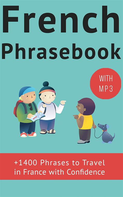 French Phrase book (with audio!): +1400 COMMON FRENCH ...