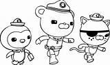 Octonauts Coloring Pages Octonaut Octopod Printable Cartoons Sheet Creative Gup Backyardigans Cartoon Birijus Getcolorings Bestcoloringpagesforkids Children Activity sketch template