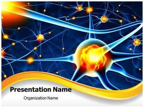 Cancer Cell Cover Template by 1000 Images About Neurology Powerpoint Ppt Presentation