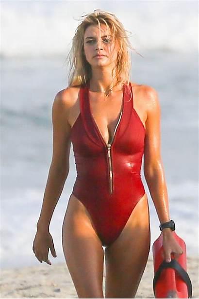 Rohrbach Baywatch Kelly Swimsuit Georgia Beach Hawtcelebs
