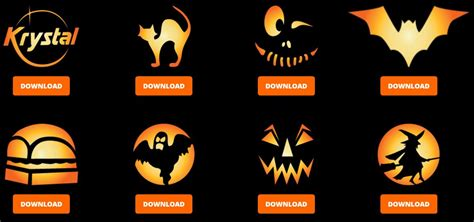 Trick Or Treat Pumpkin Carving Templates Free by Krystal Celebrates Halloween W Coupons And Free Pumpkin