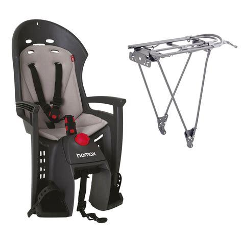 siege hamax sièges enfant hamax siesta plus child seat with rack