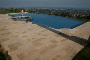 pierres alessi cerame With plage piscine pierre naturelle
