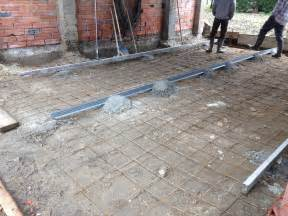 realiser une dalle beton interieur evtod