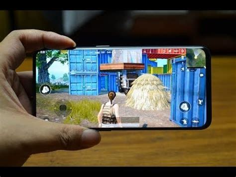 oppo reno gaming test pubg mobile fortnite youtube